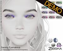 Zibska ~ Sammy Eyemakeup Demos [lelutka/genus/laq/catwa/omega/tattoo]