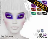 Zibska ~ Saro Eyemakeup Demos [lelutka/genus/laq/catwa/omega/tattoo]