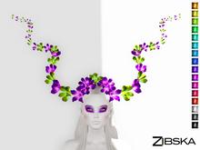 Zibska ~ Saro Color Change Headpiece