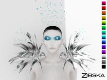 Zibska ~ Saskia Color Change Shoulders