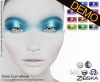 Zibska ~ Sassi Eyemakeup Demos [lelutka/genus/laq/catwa/omega/tattoo]