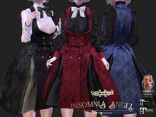 Insomnia Angel . Aisha gothic dress [FAT]