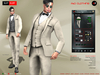 A&D Clothing - Suit -Kurt- Beige