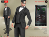 A&D Clothing - Suit -Kurt- Charcoal