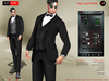 A&D Clothing - Suit -Kurt- Ebony