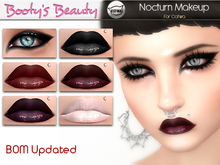 *Booty's Beauty* Catwa Makeup ~ Nocturn ~ Updated to BOM