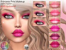 *Booty's Beauty* Catwa Makeup ~ Princess Pink ~ BOM Updated