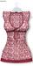 GAWK! Ruby Floral Long Top | BoM