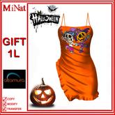 MN Halloween 2020 dress Altamura GIF