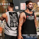 [ ERAUQS ] - Spaiker Tank - Fatpack