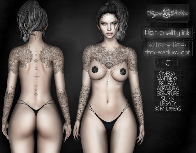 .: Vegas :. Tattoo Applier Reflection