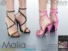 -KC- MALIA HEELS / MAITREYA LEGACY SLINK BELLEZA