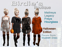 Birdie's Boutique - Halloween Outfit