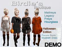 Birdie's Boutique - Halloween Outfit DEMO