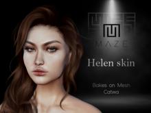 MAZE - Helen skin - Tone 03 (BoM for Catwa +body)