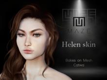 MAZE - Helen skin - Tone 01 (BoM for Catwa+body)
