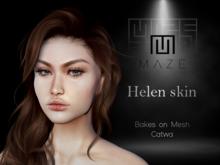 MAZE - Helen skin - Tone 02 (BoM for Catwa+body)