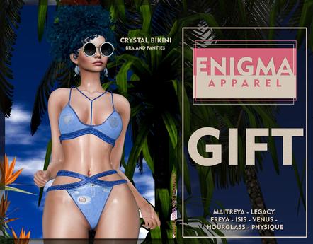 [EN] Crystal Bikini - Gift