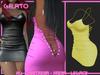 Gelato - Sutoringu Dress S -[YLW]