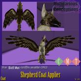 [MC]  Shepherd Griffin Coat [wear to unpack]