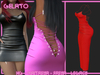 Gelato - Sutoringu Dress L -[RED]