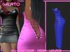 Gelato - Sutoringu Dress L -[BLU]