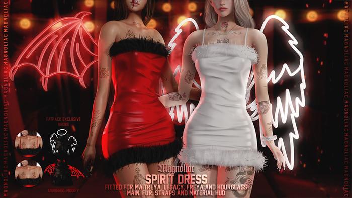 Magnoliac - Spirit Dress (Fatpack)