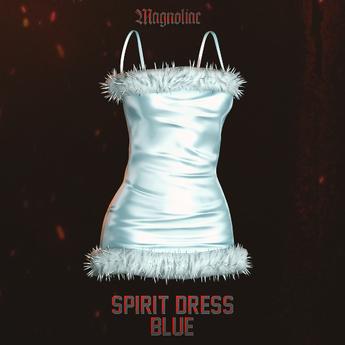 Magnoliac - Spirit Dress (Blue)