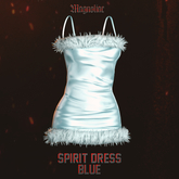 Magnoliac - Spirit Dress (Blue)