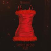 Magnoliac - Spirit Dress (Red)