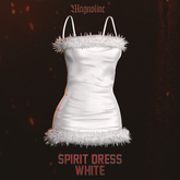 Magnoliac - Spirit Dress (White)