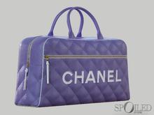 S.P Chanel Bag- Purp