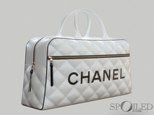 S.P Chanel Bag- White
