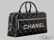 S.P Chanel Bag- BLK