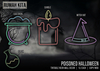 Rumah Kita - Poisoned Halloween - Neon Fatpack