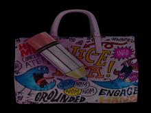 S.P Prep Bag Pink Bubblegum