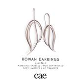 Cae :: Rowan :: Earrings [bagged]