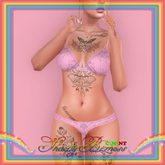 ShaedyBizness Bubblegum Babe (BoM) Undertheres Set