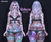 ((Mister Razzor)) Rebecca Tattoo