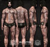 ((Mister Razzor)) Eiji Tattoo