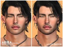 ((Mister Razzor)) Akira Facial Hair
