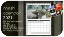 CONSTRUCT - Calendar 2021 - 1 li