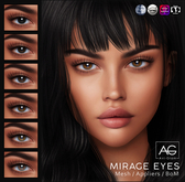 AG. Mirage Eyes Pack