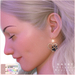 GAURY Lovely Cat Paw Earrings-Fatpack