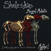 ~Mythril~ Skeleskins: Regal Metals