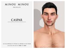 .minou minou. Caspar (for Lelutka Evo Connor bento head 2.5)