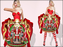 Boudoir Christmas-Christmas Carol