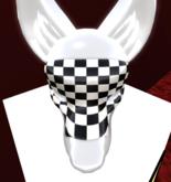 {DI} Checkered Mask Delivery