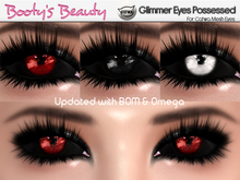 *Booty's Beauty* Catwa Eye Appliers ~ Glimmer Possessed ~ Promo ~ Updated to BOM & Omega
