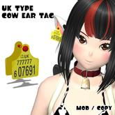 kowloon cow ear tag